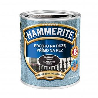 Hammerite kladivkový čierna,0,7L