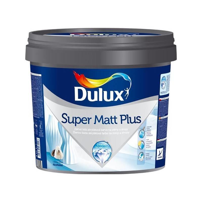 Dulux SUPER matt Biela matná,3L