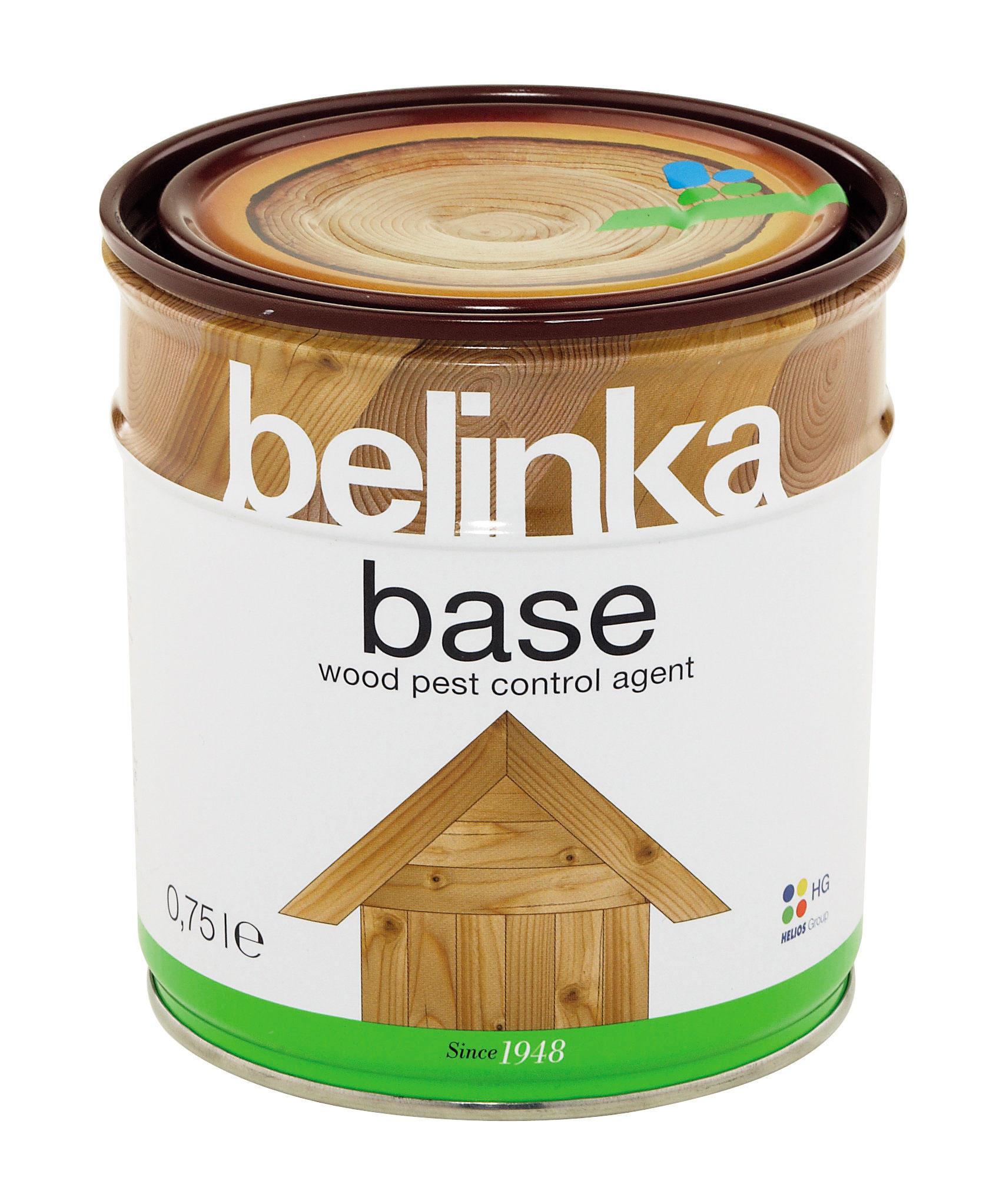 HELIOS Belinka Base Bezfarebná,5L