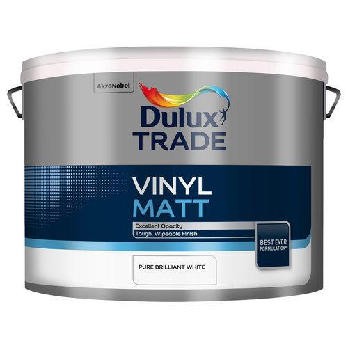 Dulux Vinyl Matt Biela matná,2,5L