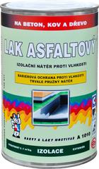 BAL Asfaltový lak A-1010/1999 Čierna,1kg