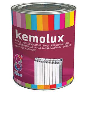 SVJETLOST Kemolux Farba na radiátory Biela,0,65L