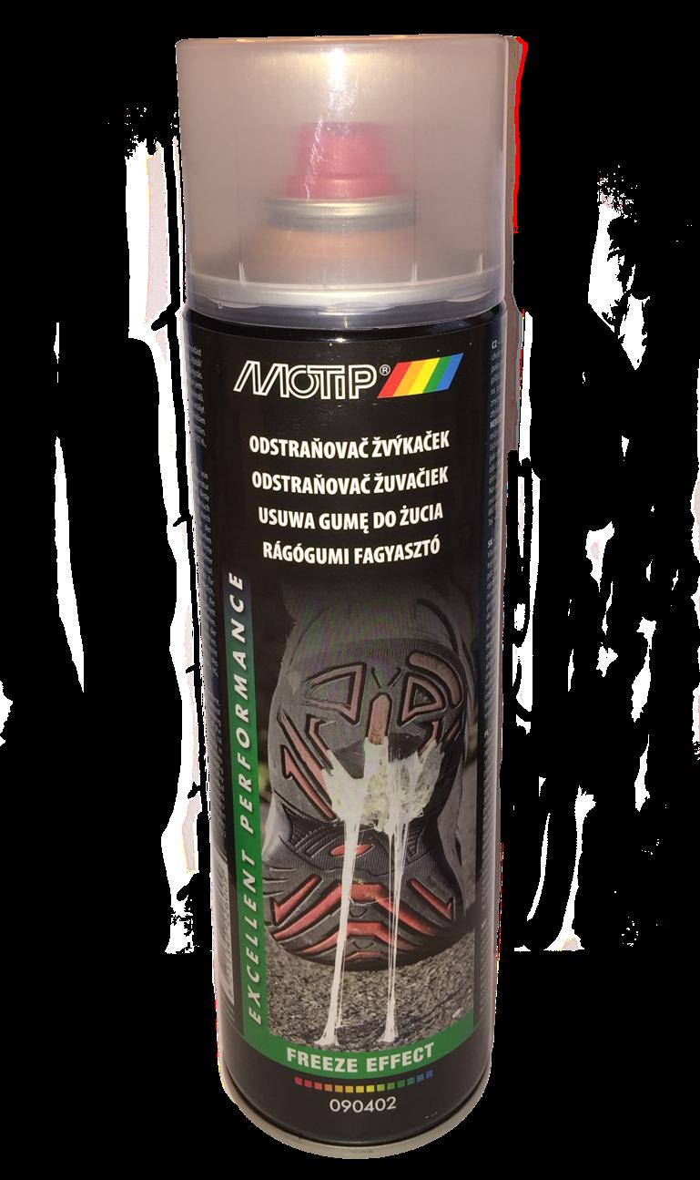 MOTIP DUPLI Motip odstraňovač žuvačiek 500ml Sprej