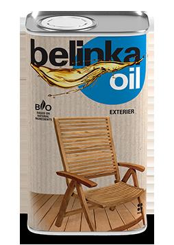 Belinka olej na drevo exteriér 0,5L