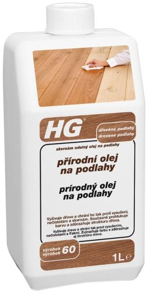 HG451 Prírodný olej na podlahy