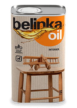 Belinka olej interier s pridanými voskami 0,5L