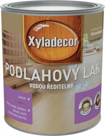 DULUX Xyladecor podlahový lak H2O Polomat,2,5L