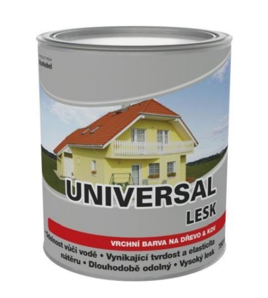 Dulux Universal lesk Svetlo krémový,0,75L