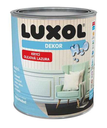 Luxol Dekor Rustikálny dub,0,75L